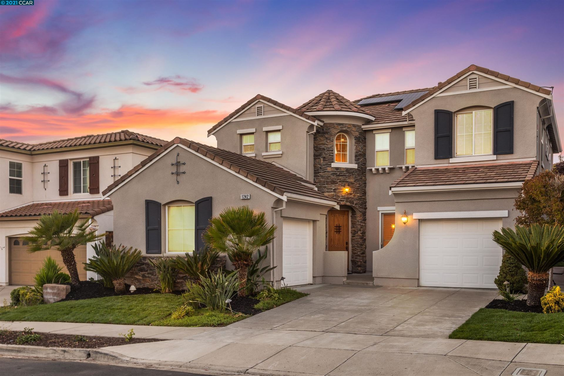 1242 Andreas Way                                                                               San Ramon                                                                      , CA - $1,799,000