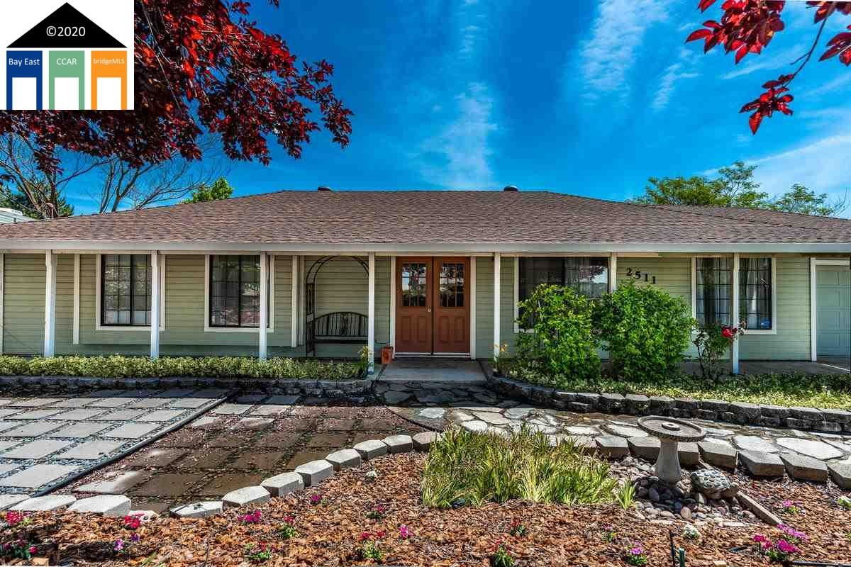 Property Image Of 2511 Hartvickson Ln In Valley Springs, Ca