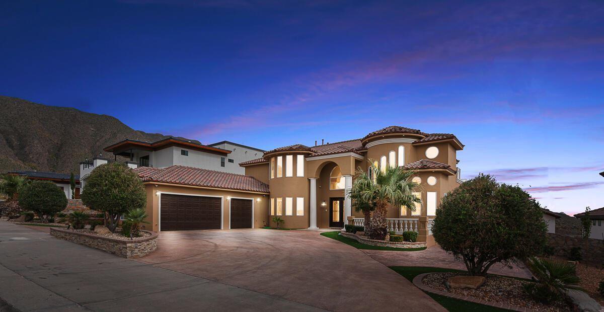 244 EVEREST Drive                                                                               El Paso                                                                      , TX - $1,050,000