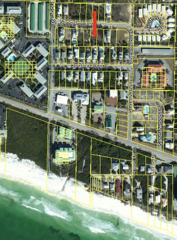 Property Image Of Lot 6B Sand Dollar Court In Santa Rosa Beach, Fl