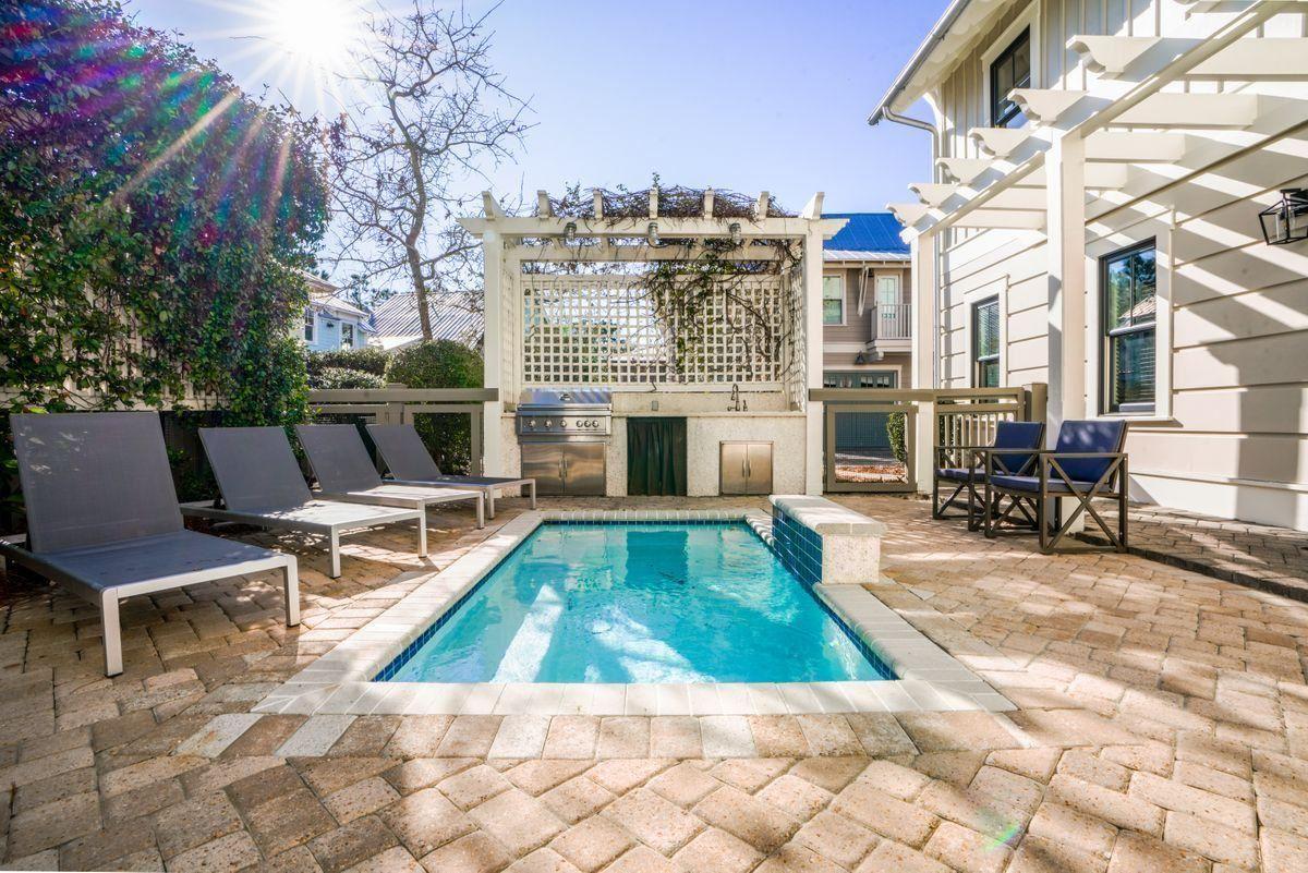 Property Image Of 155 Bluejack Street In Santa Rosa Beach, Fl