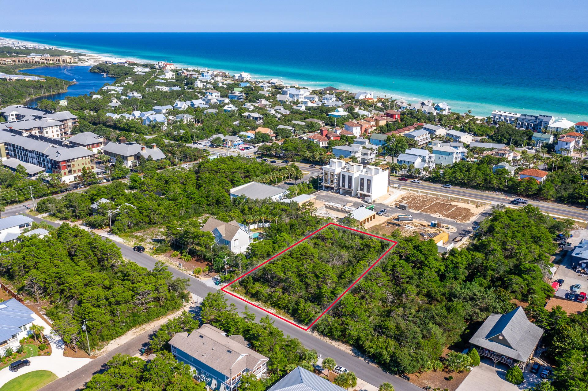 Property Image Of Lot 18 Rolling Dunes Drive In Santa Rosa Beach, Fl