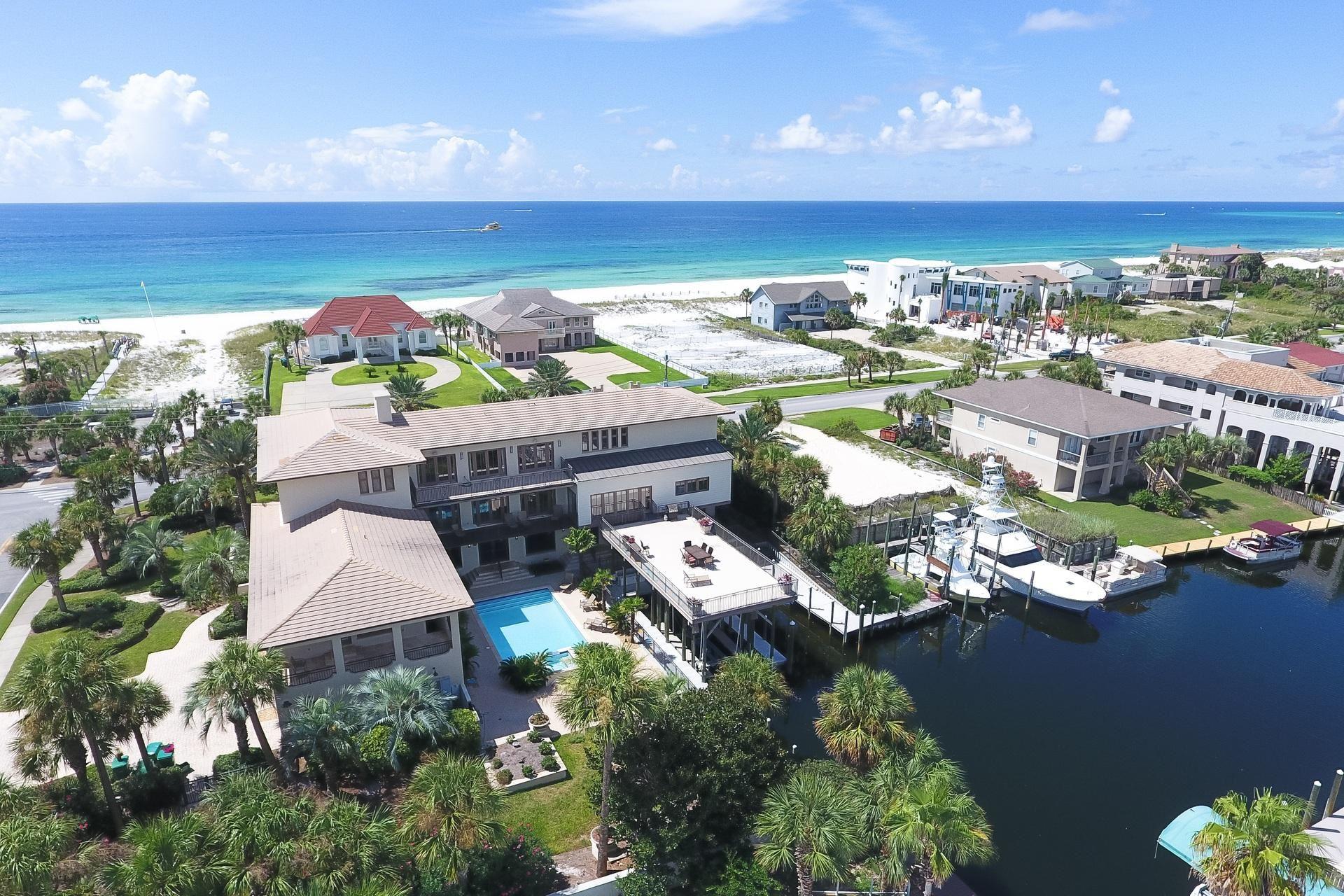 Destin                                                                      , FL - $3,795,000
