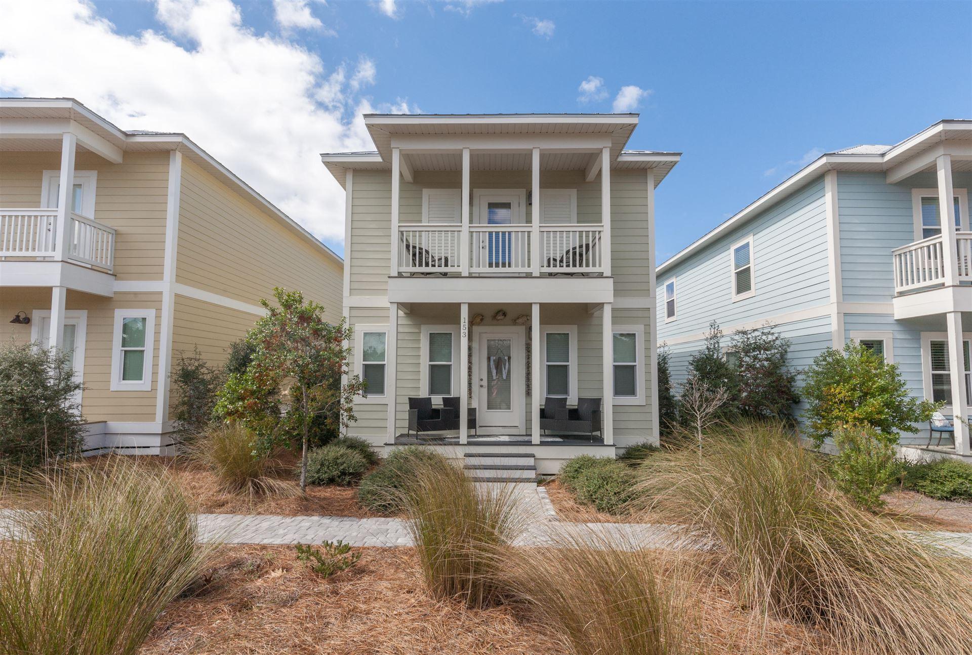 Property Image Of 153 Satinwood Drive In Santa Rosa Beach, Fl
