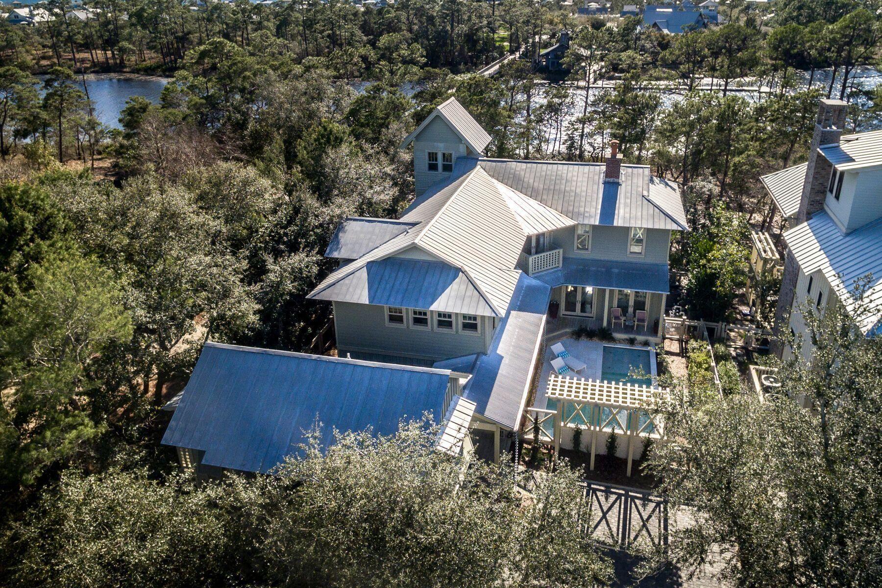Property Image Of 95 Blackwater Street In Santa Rosa Beach, Fl