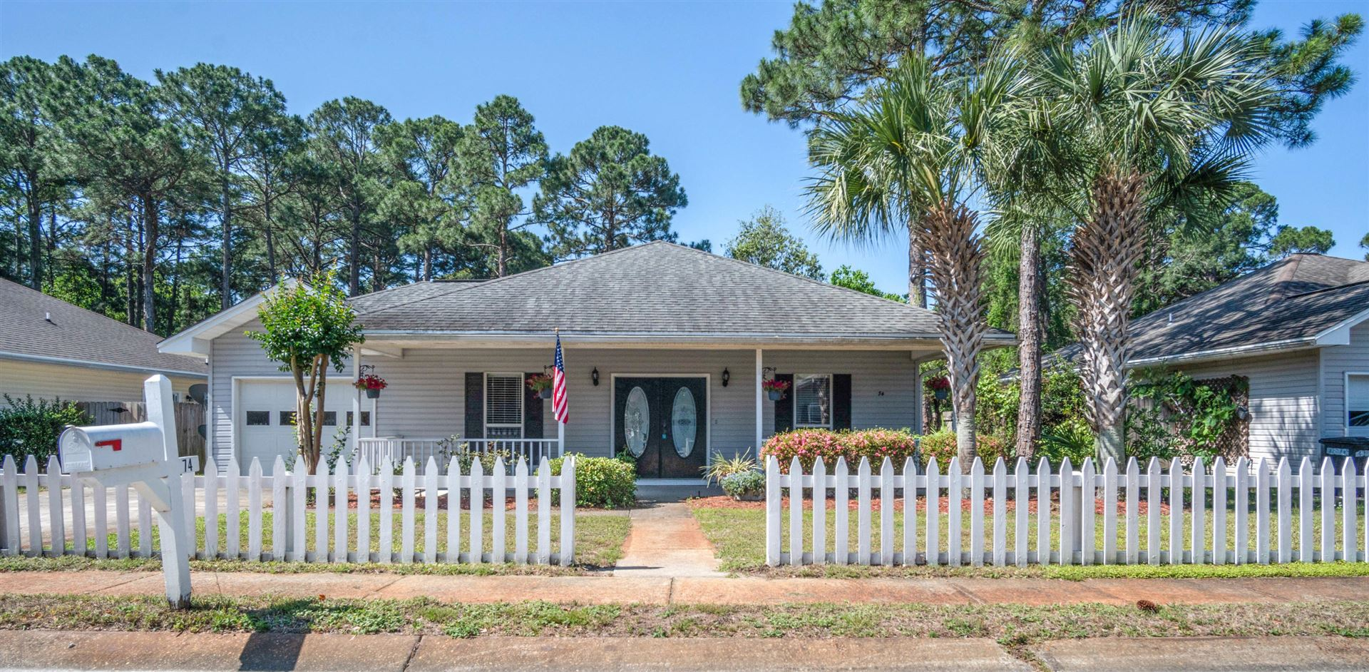 Property Image Of 74 Colony Park Drive In Miramar Beach, Fl