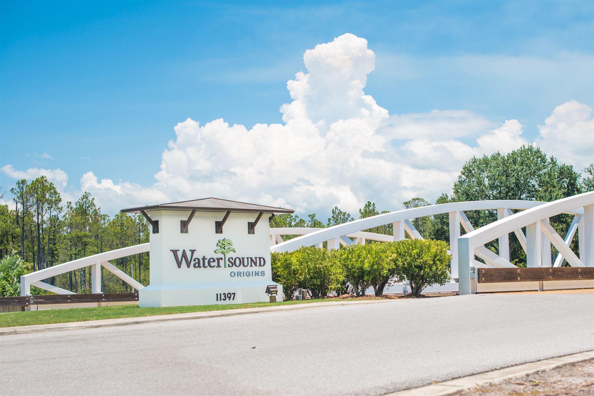 Property Image Of 43 Log Landing Street #Lot 95 In Watersound, Fl