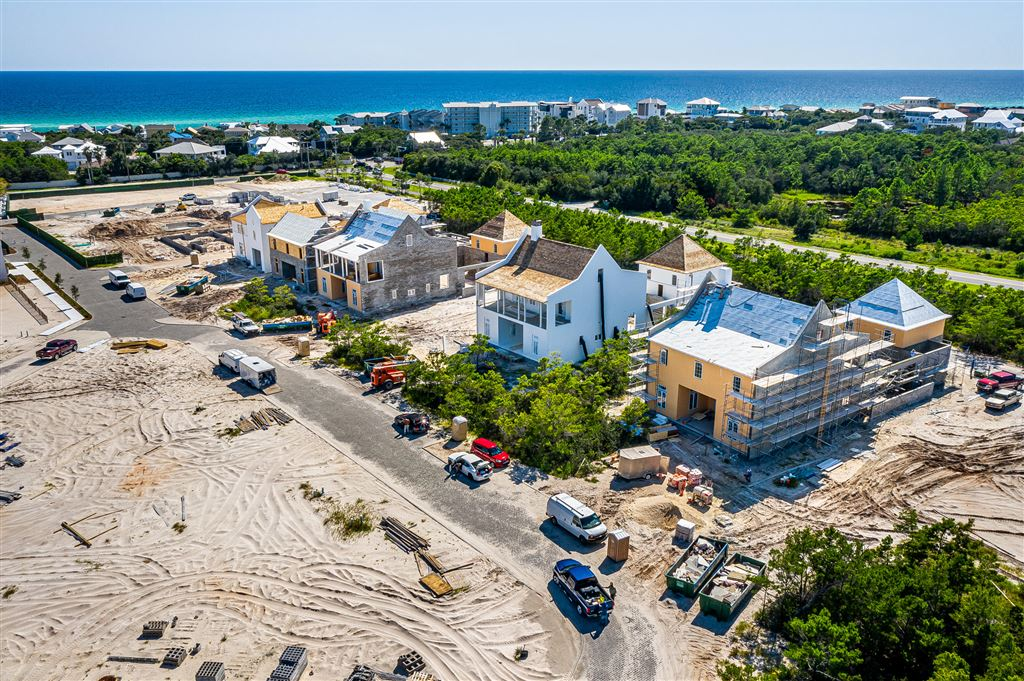 Property Image Of 119 Catnap Alley #Lot 30 In Inlet Beach, Fl