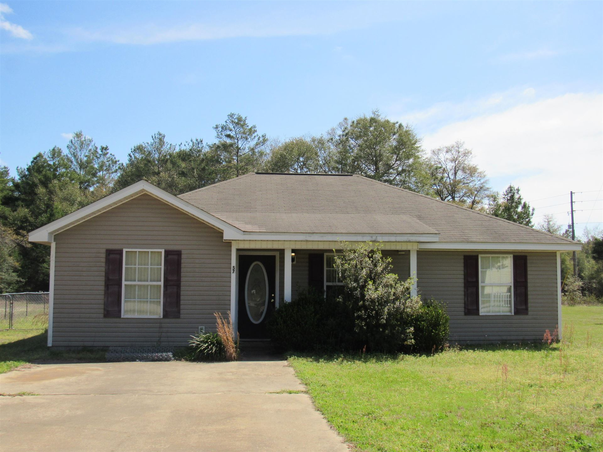 Property Image Of 57 Clay Basket Court In Defuniak Springs, Fl
