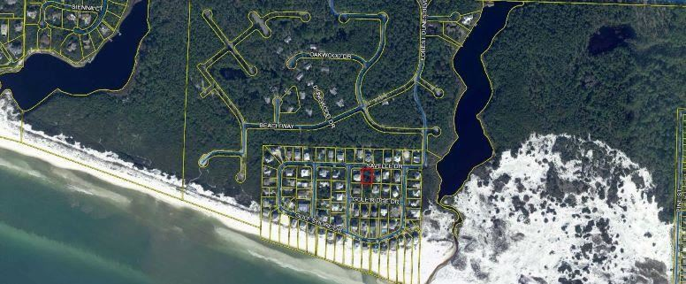 Property Image Of Lot 2 Savelle Drive In Santa Rosa Beach, Fl