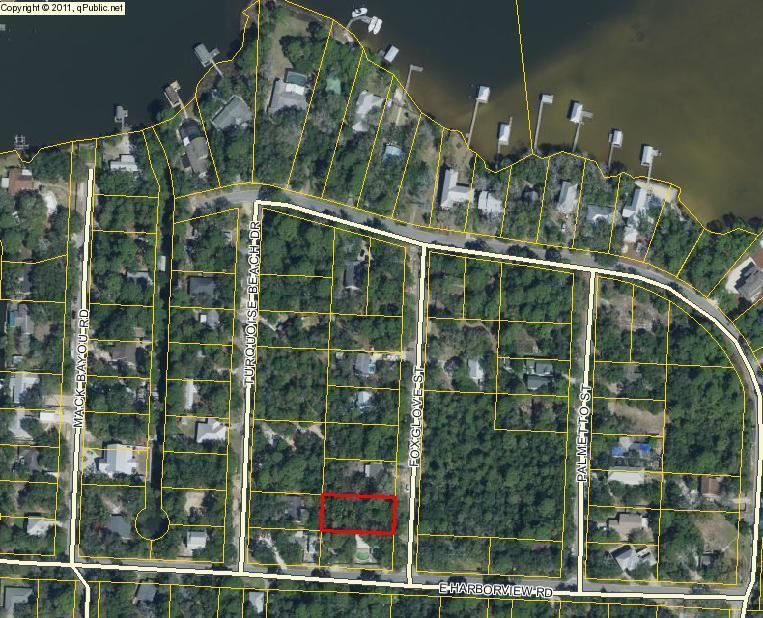 Property Image Of Lot J Lot J Blk 1 2Nd Add To Turq In Santa Rosa Beach, Fl