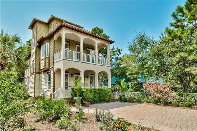 Property Image Of 51 Old Mill Road In Santa Rosa Beach, Fl