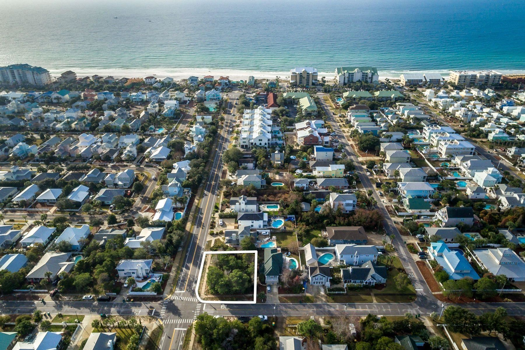 Property Image Of Lot 9A Hutchinson Street In Destin, Fl