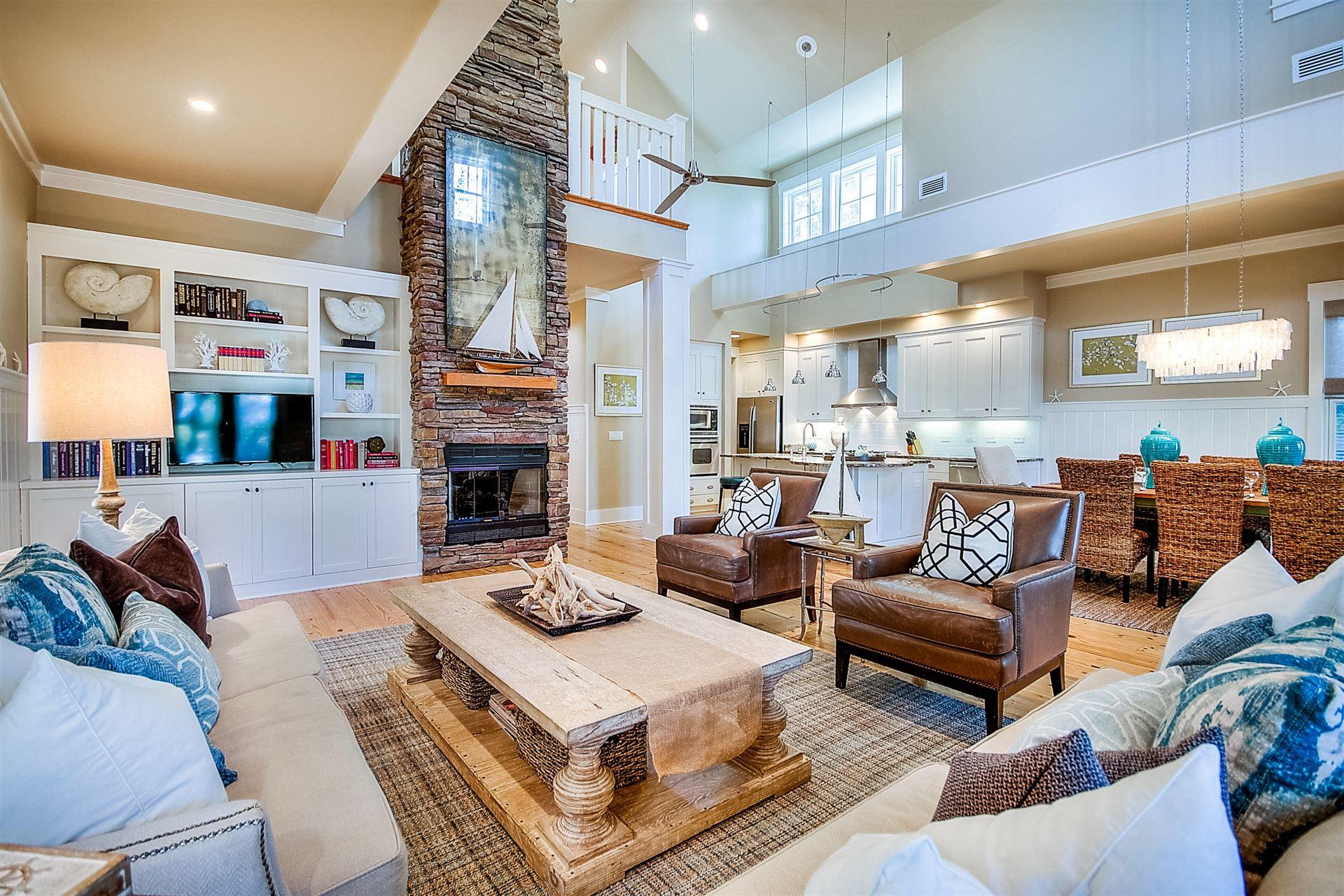 Property Image Of 142 Mystic Cobalt Street In Santa Rosa Beach, Fl