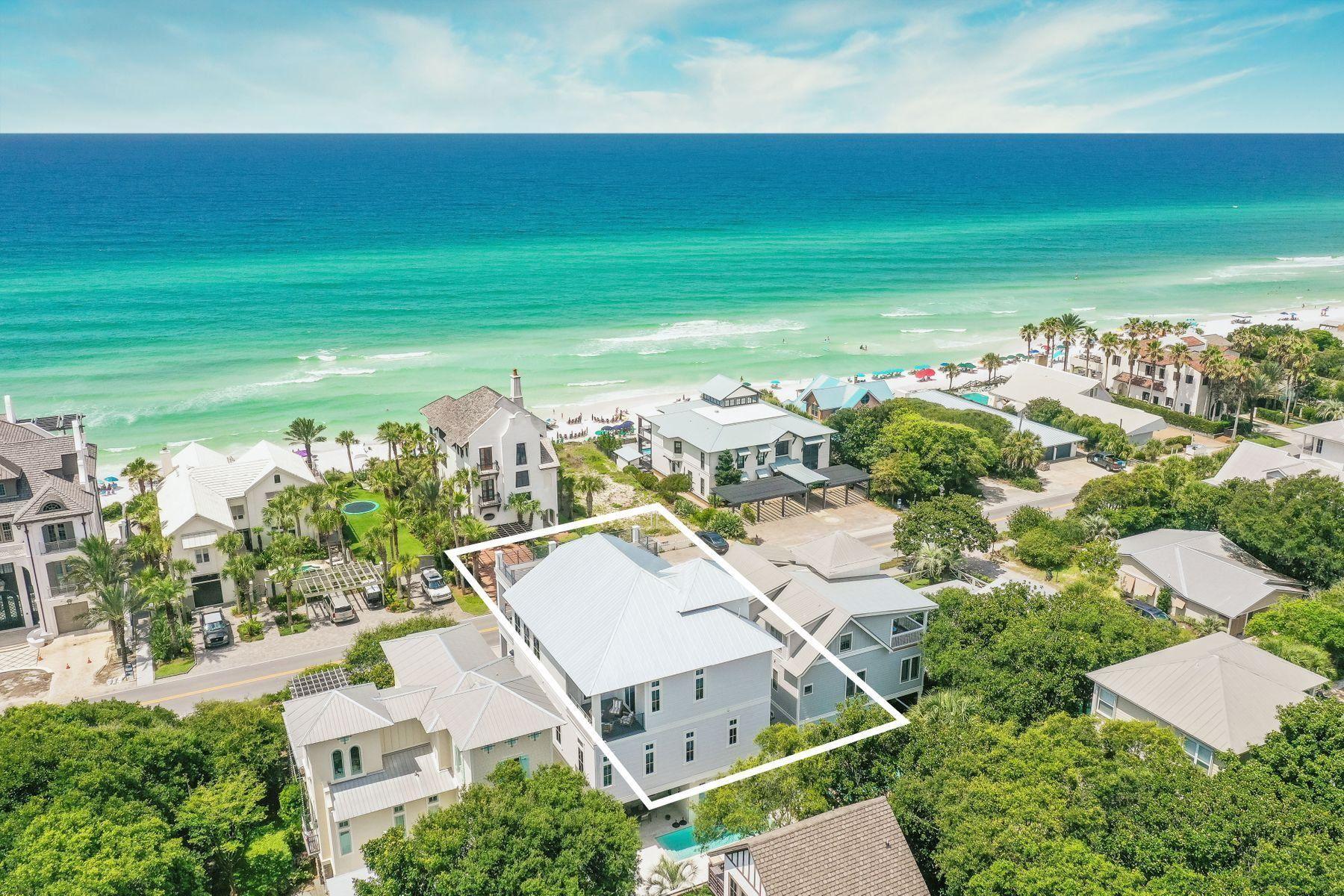 Santa Rosa Beach                                                                      , FL - $4,495,000