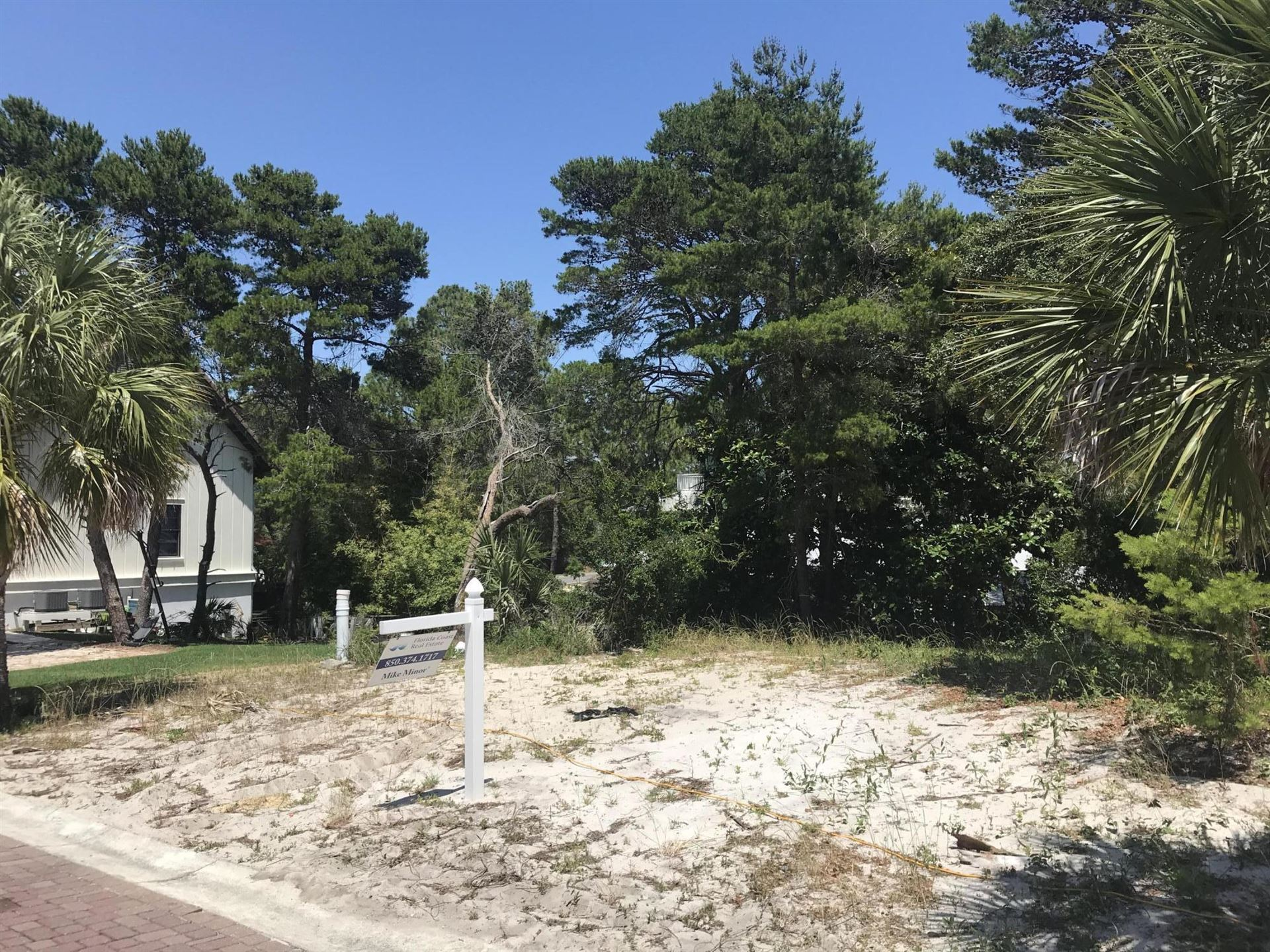Property Image Of Lot 3 Maritime Way In Santa Rosa Beach, Fl
