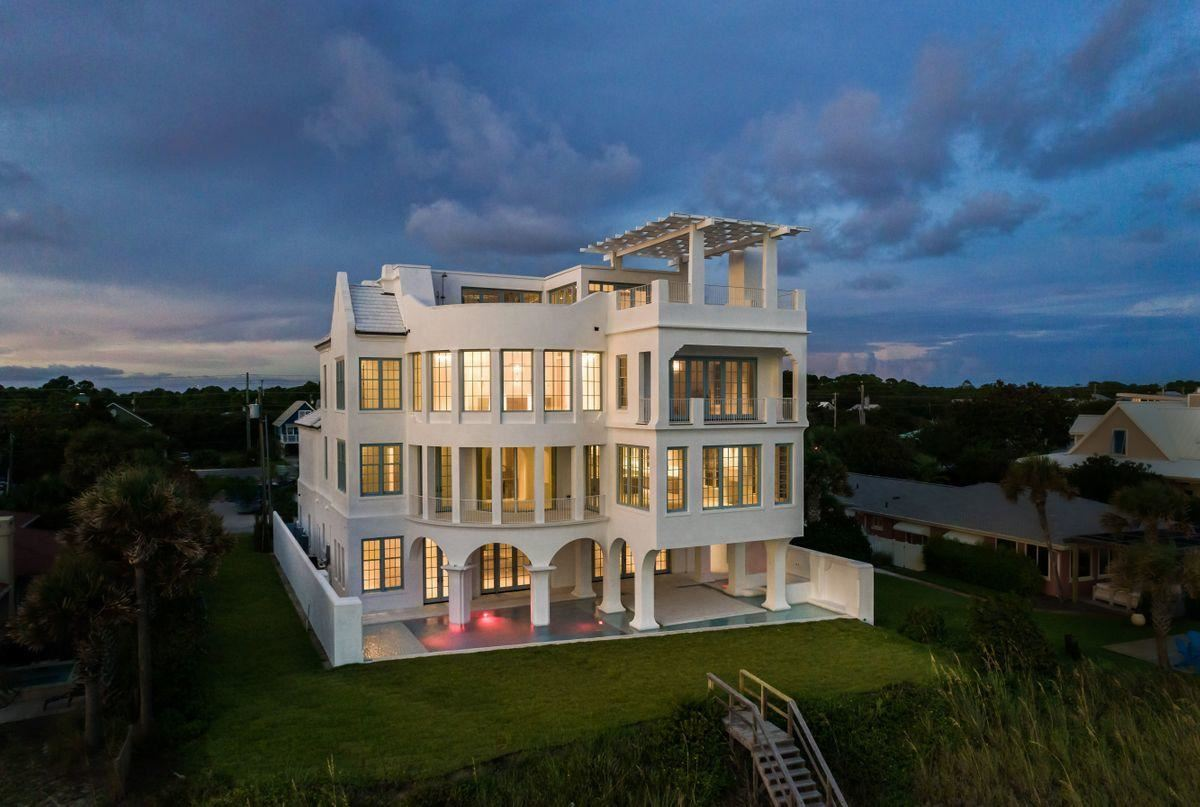Property Image Of 146 Montgomery Street In Santa Rosa Beach, Fl