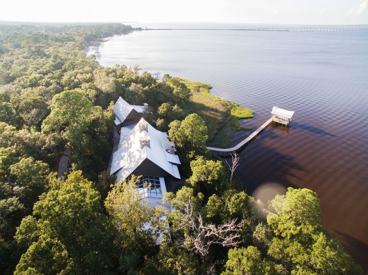 Property Image Of 442 Nicole Forest Drive In Santa Rosa Beach, Fl