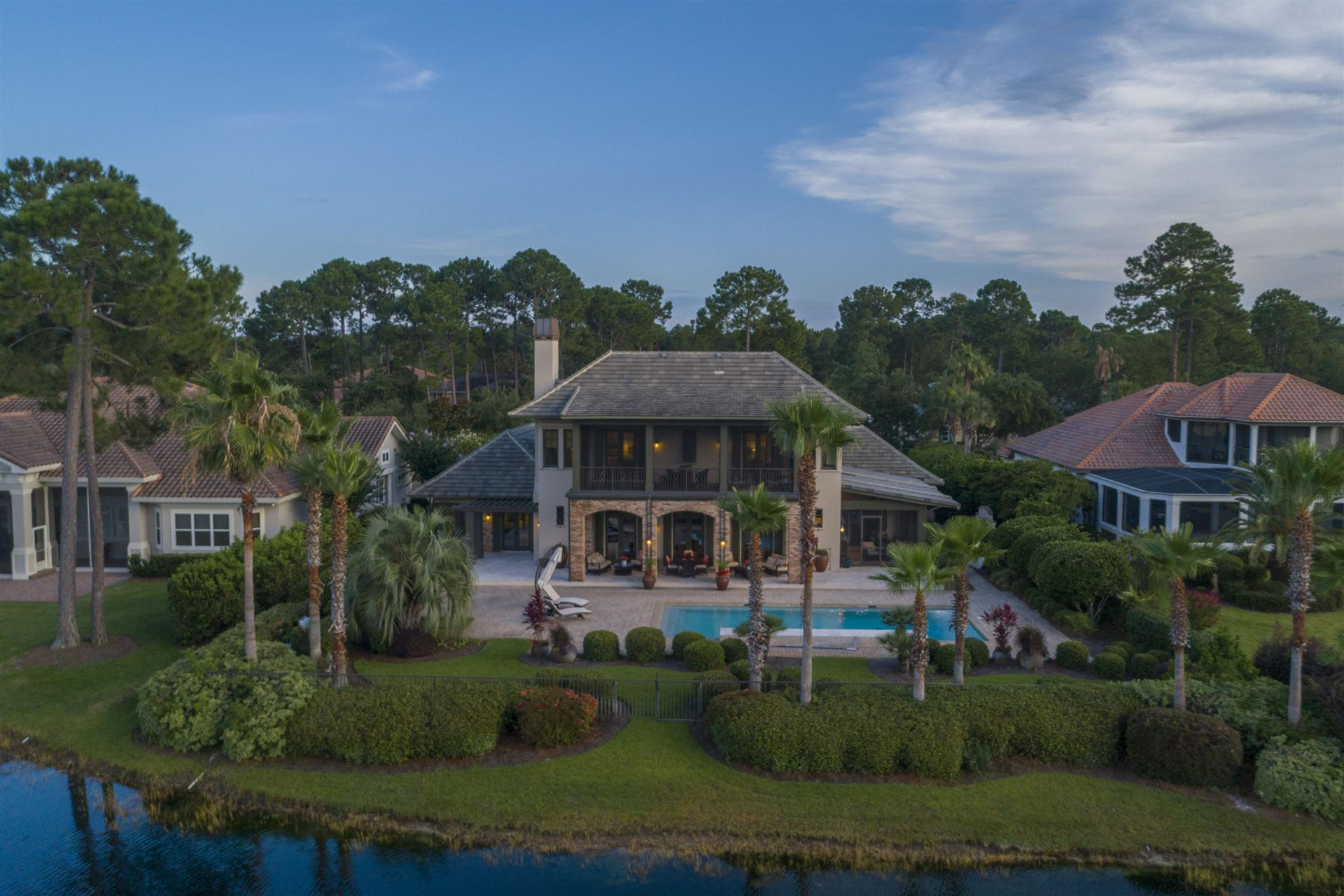 Property Image Of 2955 Pine Valley Drive In Miramar Beach, Fl