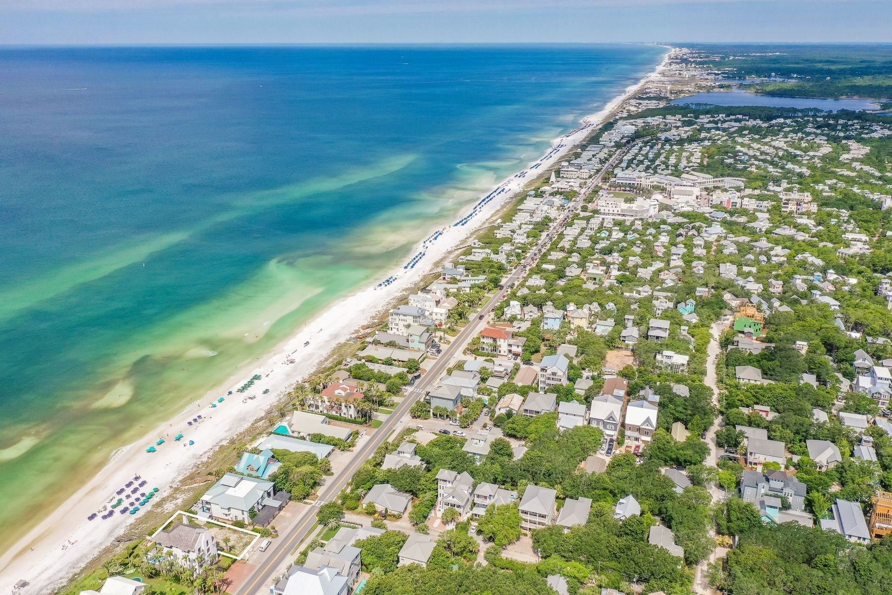 Property Image Of 00 E County Highway 30A In Santa Rosa Beach, Fl