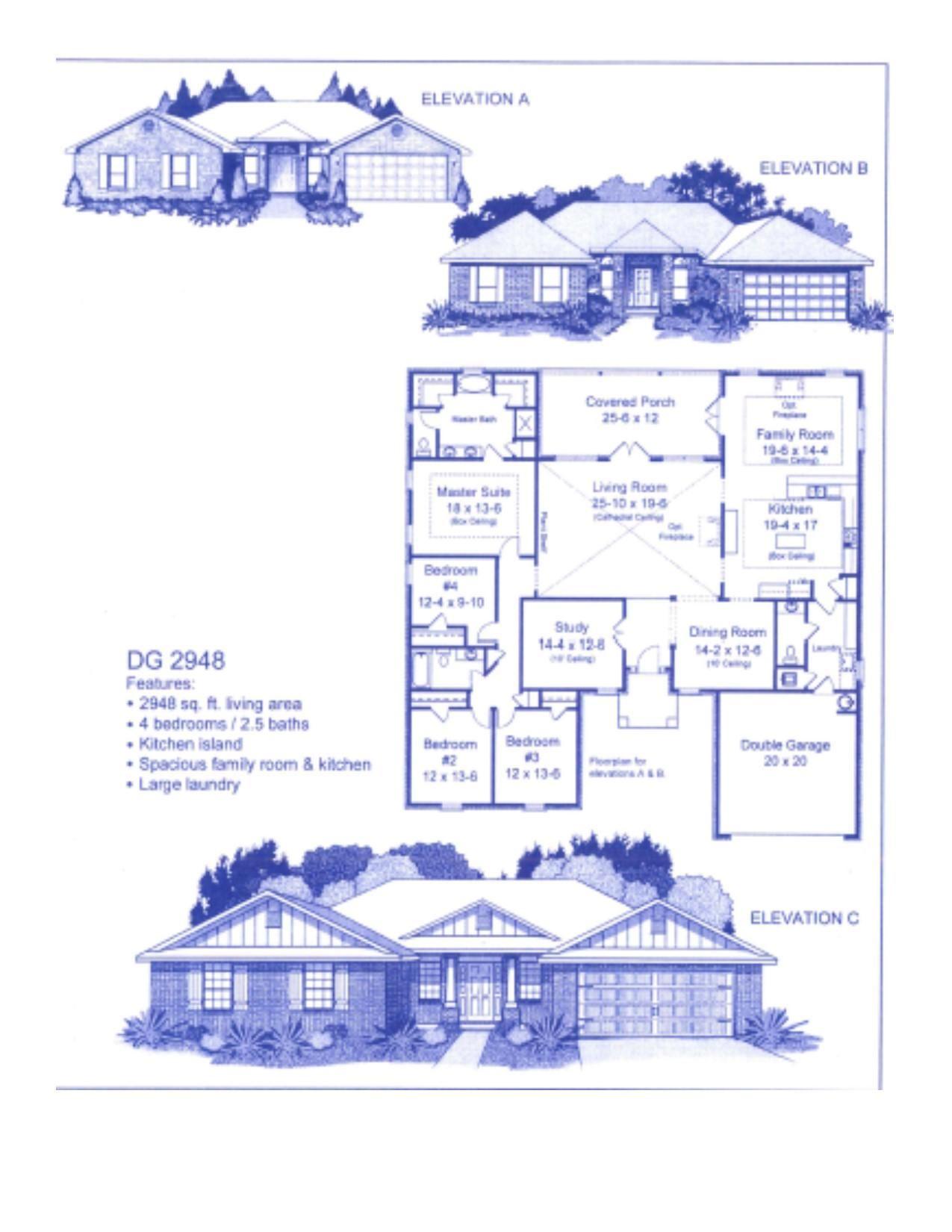 Property Image Of 5722 Marigold Loop In Crestview, Fl