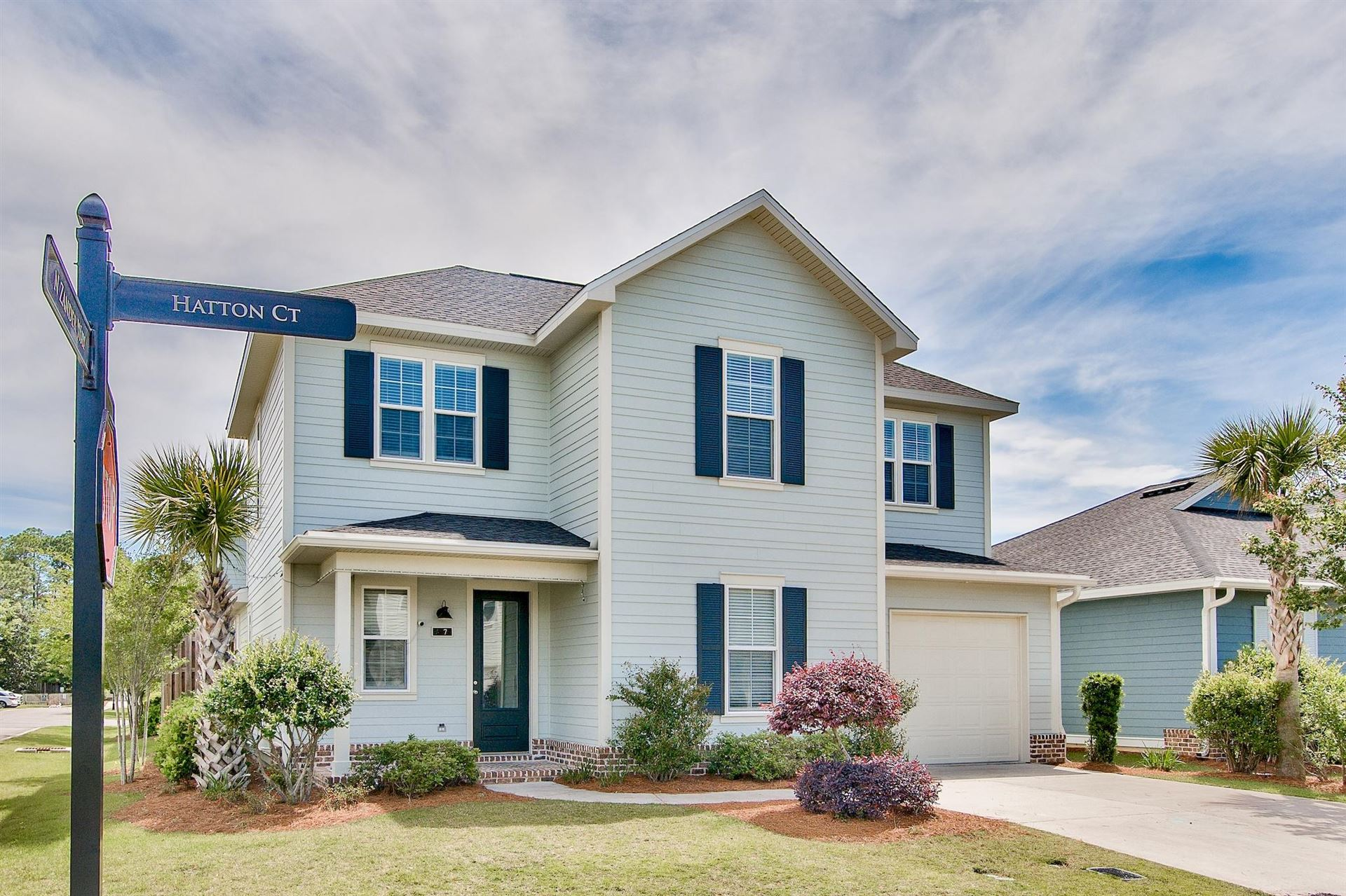 Property Image Of 7 Hatton Court In Santa Rosa Beach, Fl
