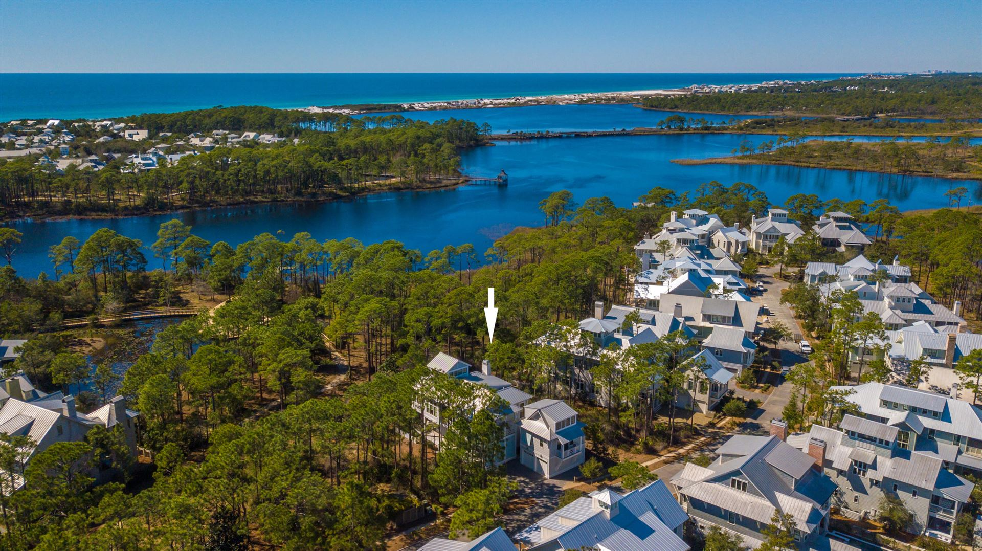 Property Image Of 45 Vermilion Way In Santa Rosa Beach, Fl