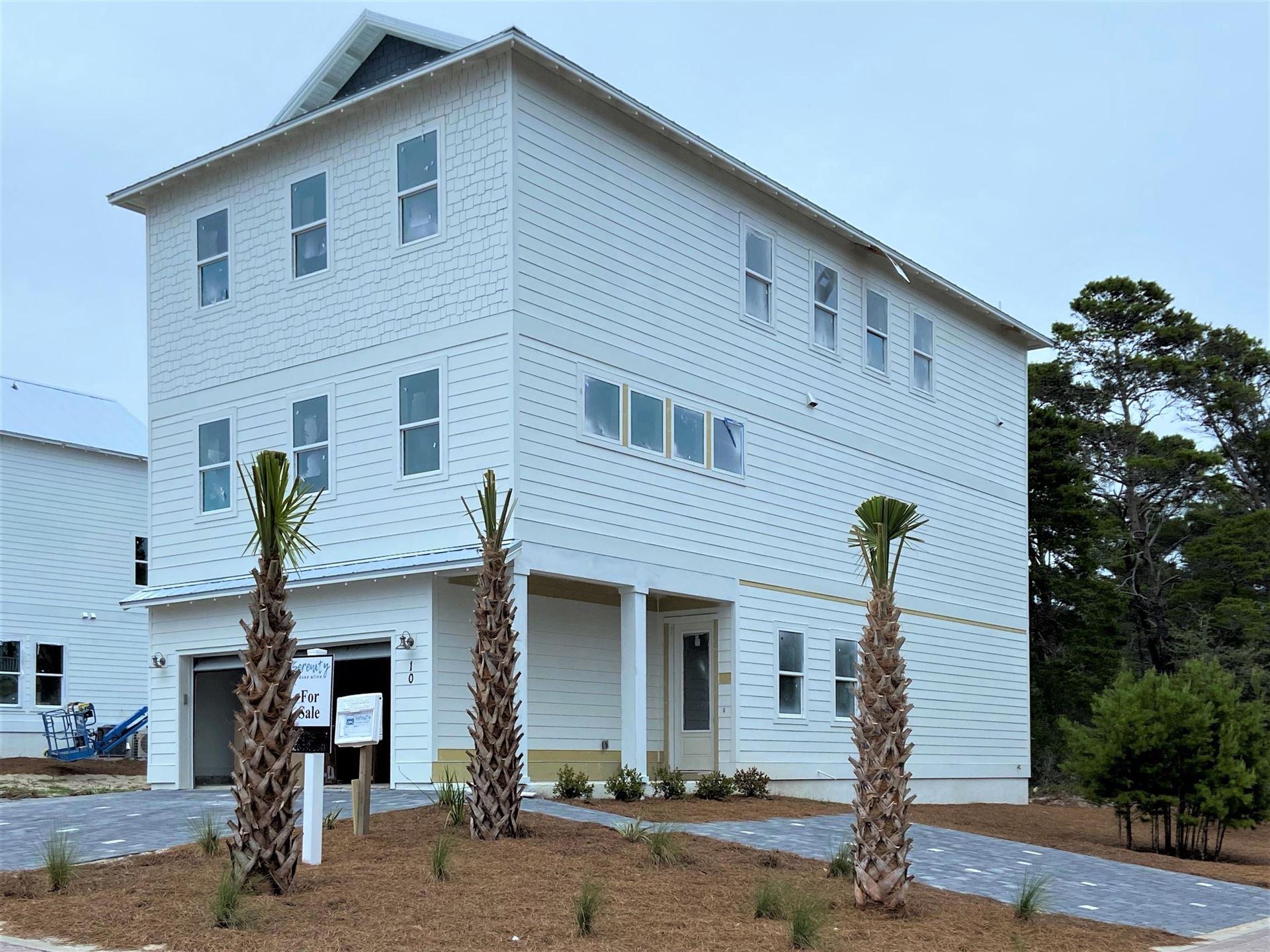 Property Image Of 10 Constant Avenue In Santa Rosa Beach, Fl