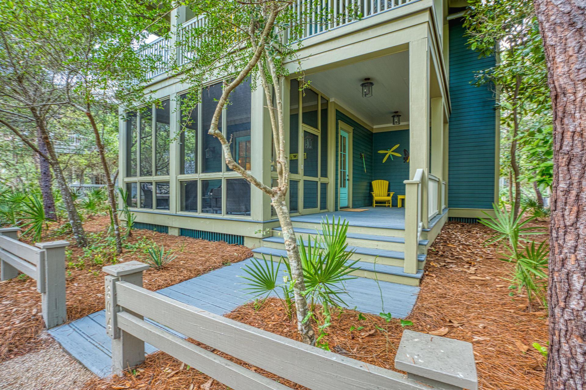 Property Image Of 304 Western Lake Drive In Santa Rosa Beach, Fl