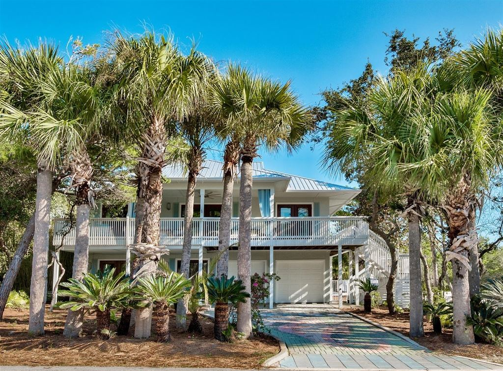 Property Image Of 98 Savelle Drive In Santa Rosa Beach, Fl