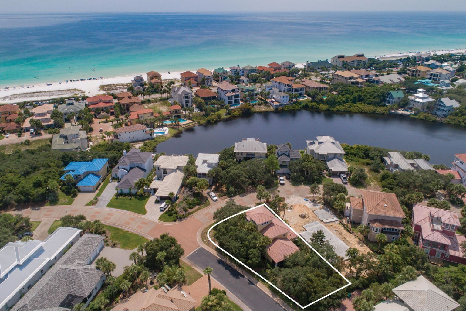 Property Image Of 4637 Sunset Pointe In Destin, Fl