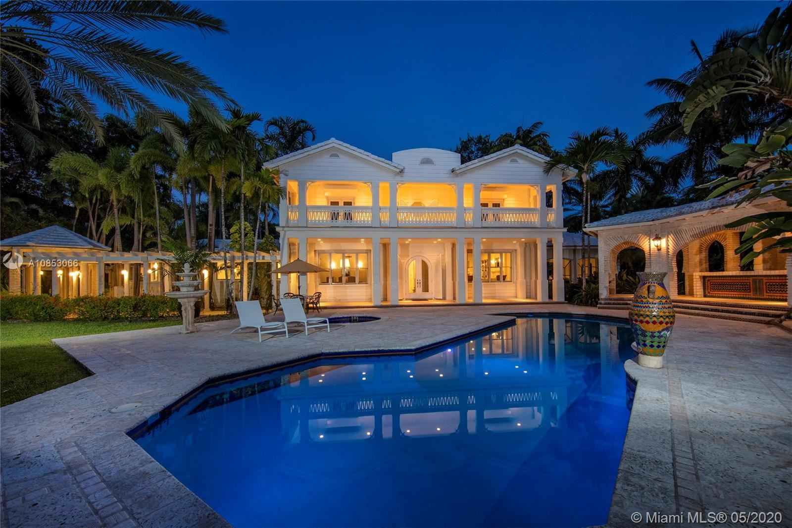 Miami Beach                                                                      , FL - $27,900,000