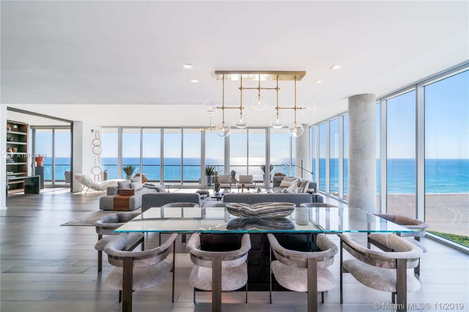 Miami Beach                                                                      , FL - $29,500,000