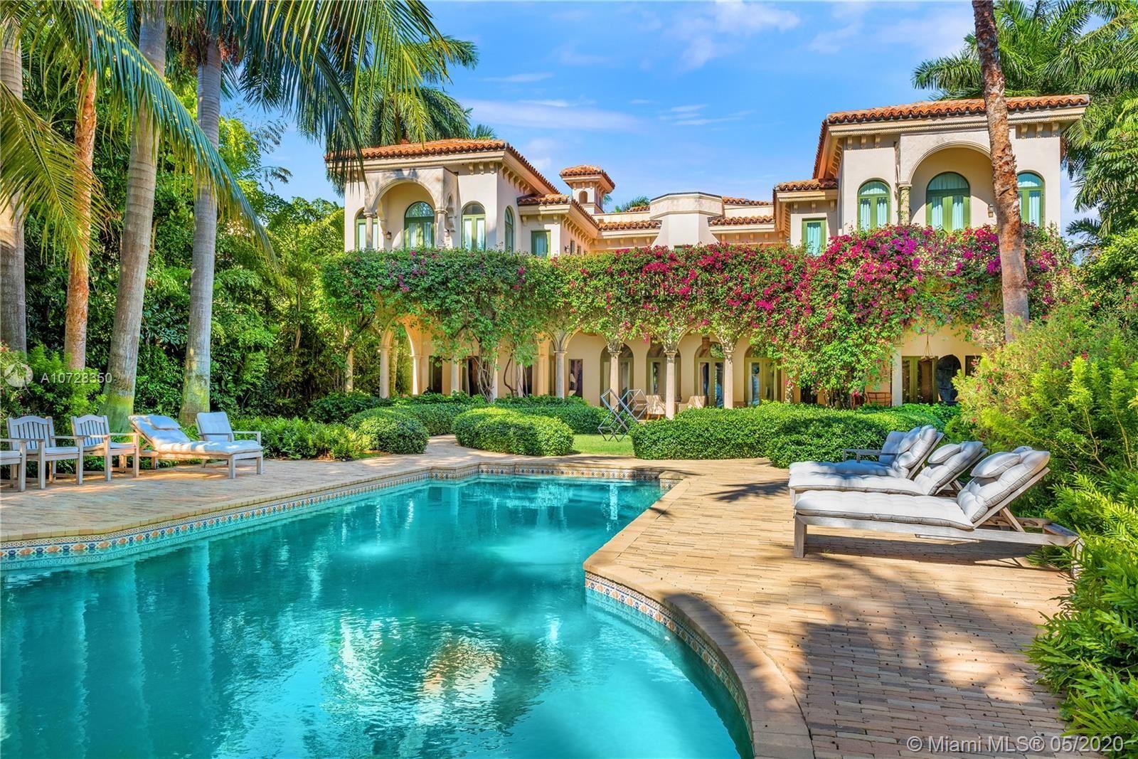 Miami Beach                                                                      , FL - $29,000,000