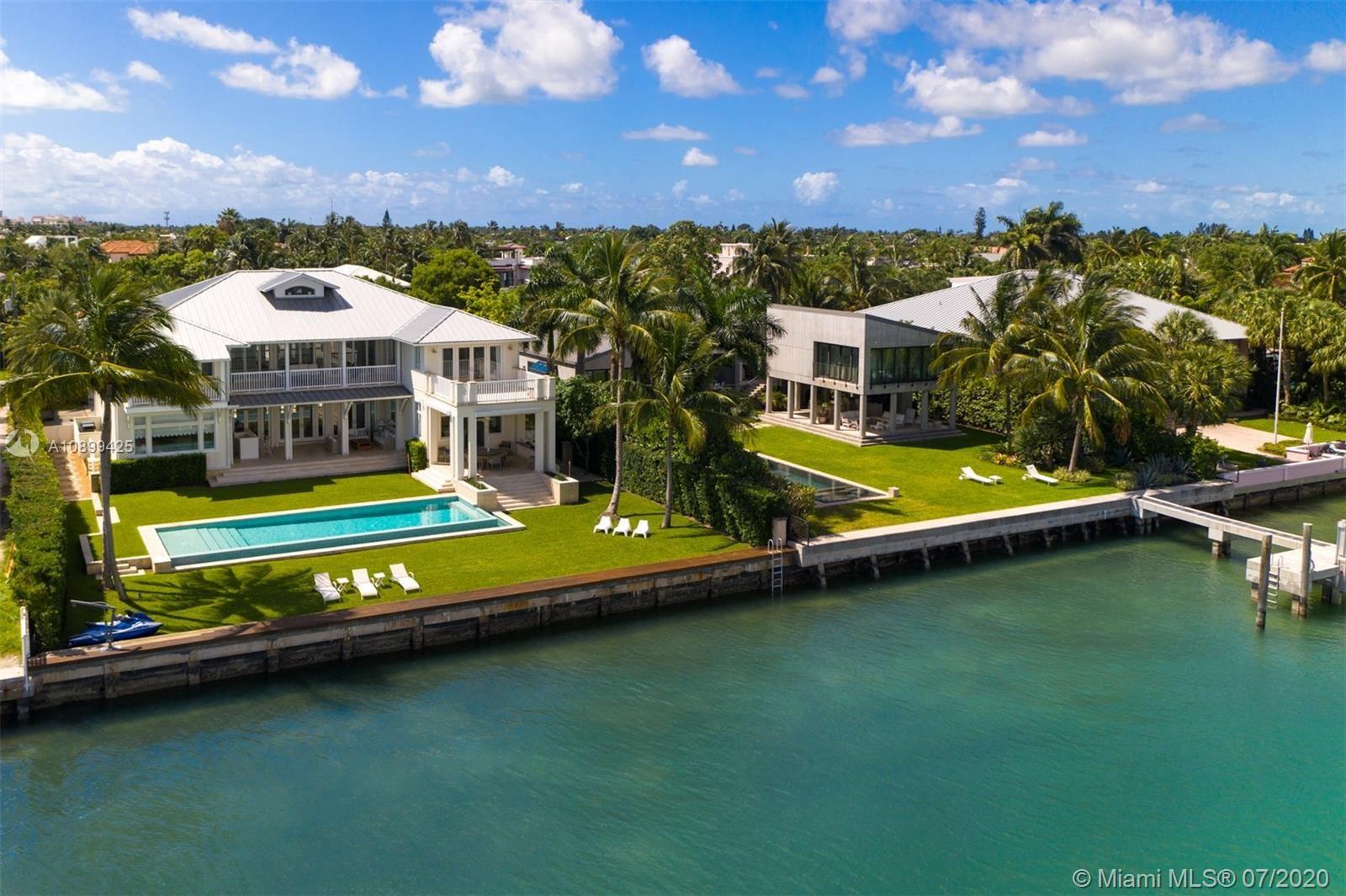 Key Biscayne                                                                      , FL - $14,900,000