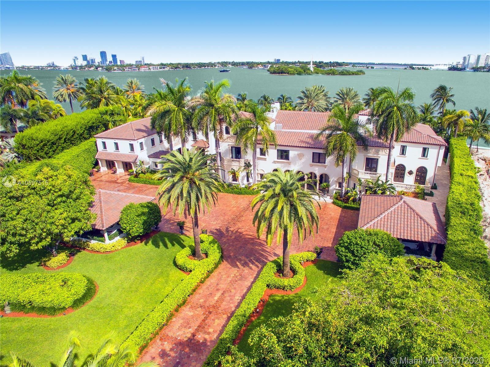 Miami Beach                                                                      , FL - $42,000,000
