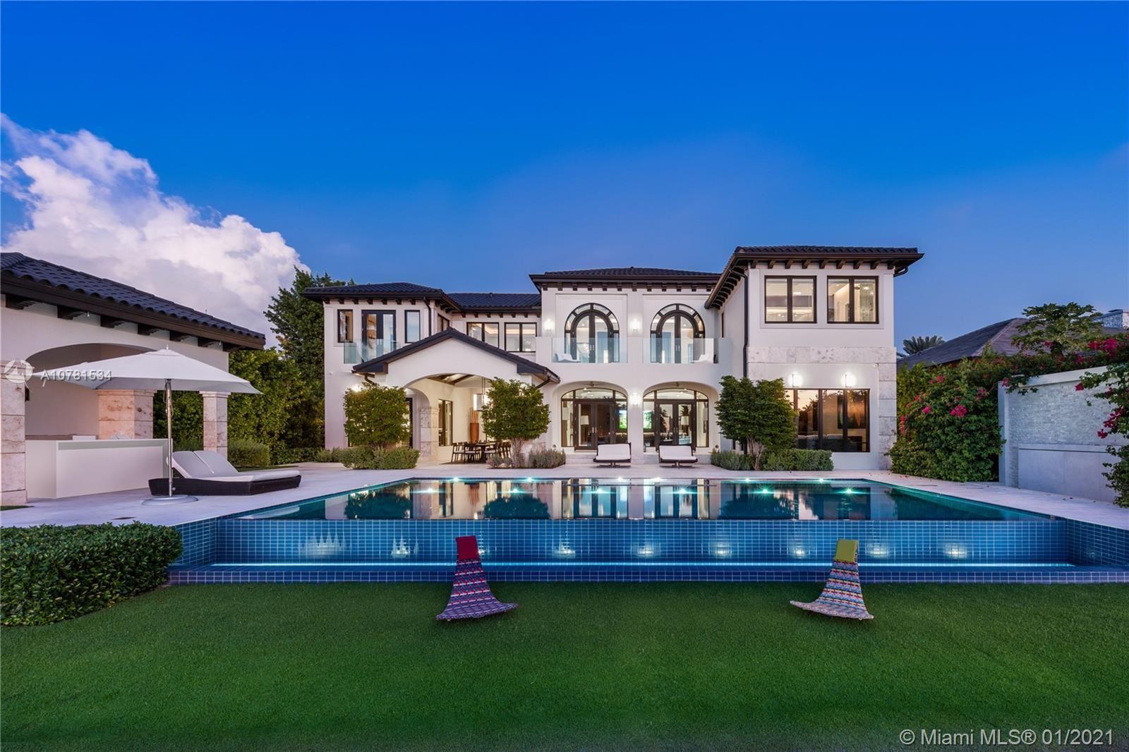 Miami Beach                                                                      , FL - $24,500,000