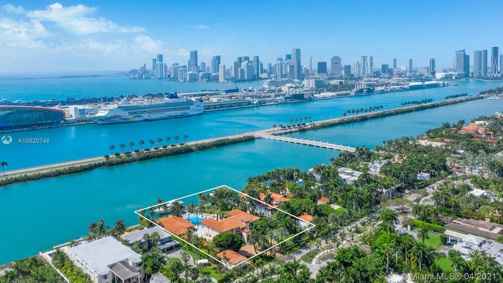 Miami Beach                                                                      , FL - $29,900,000