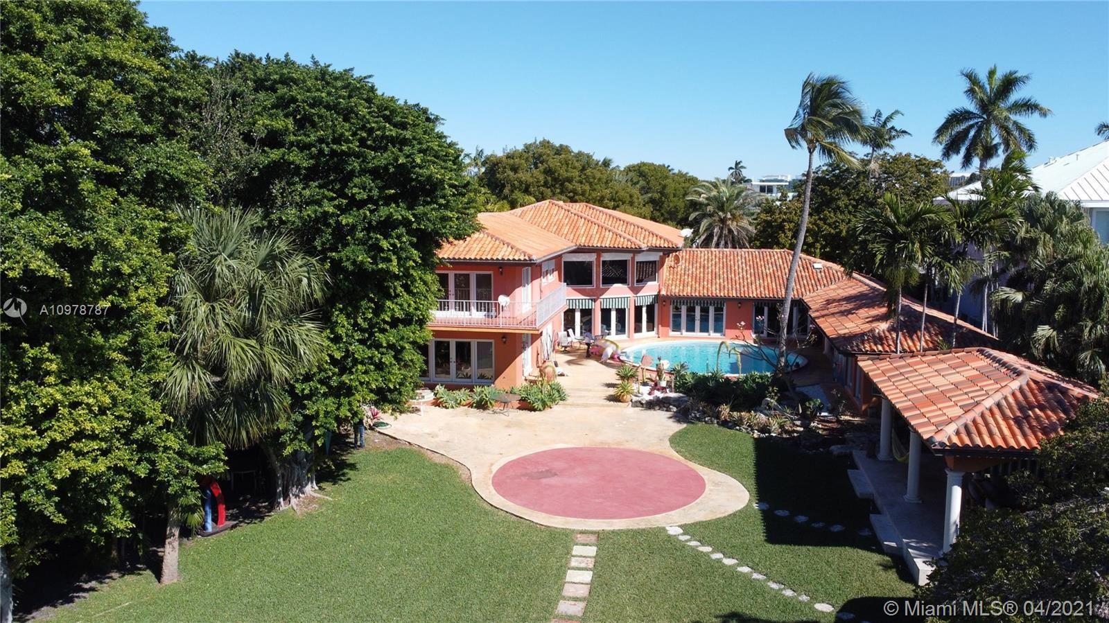 Key Biscayne                                                                      , FL - $9,845,000