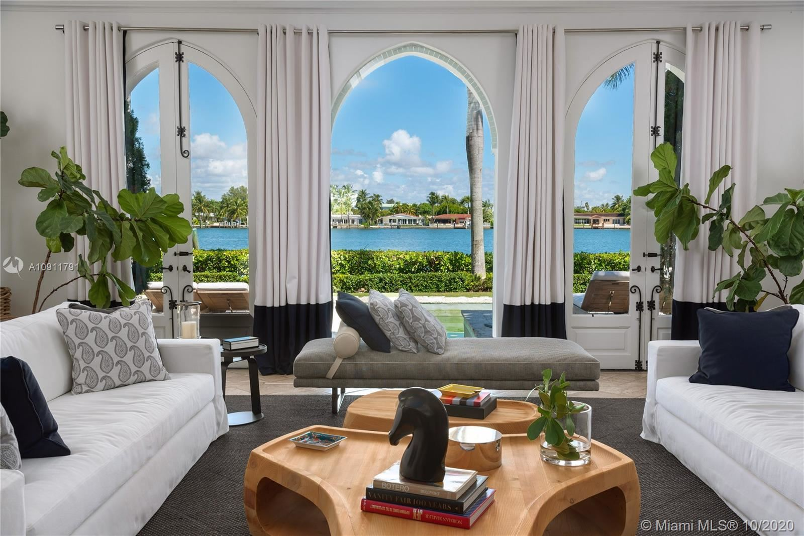 Miami Beach                                                                      , FL - $22,000,000