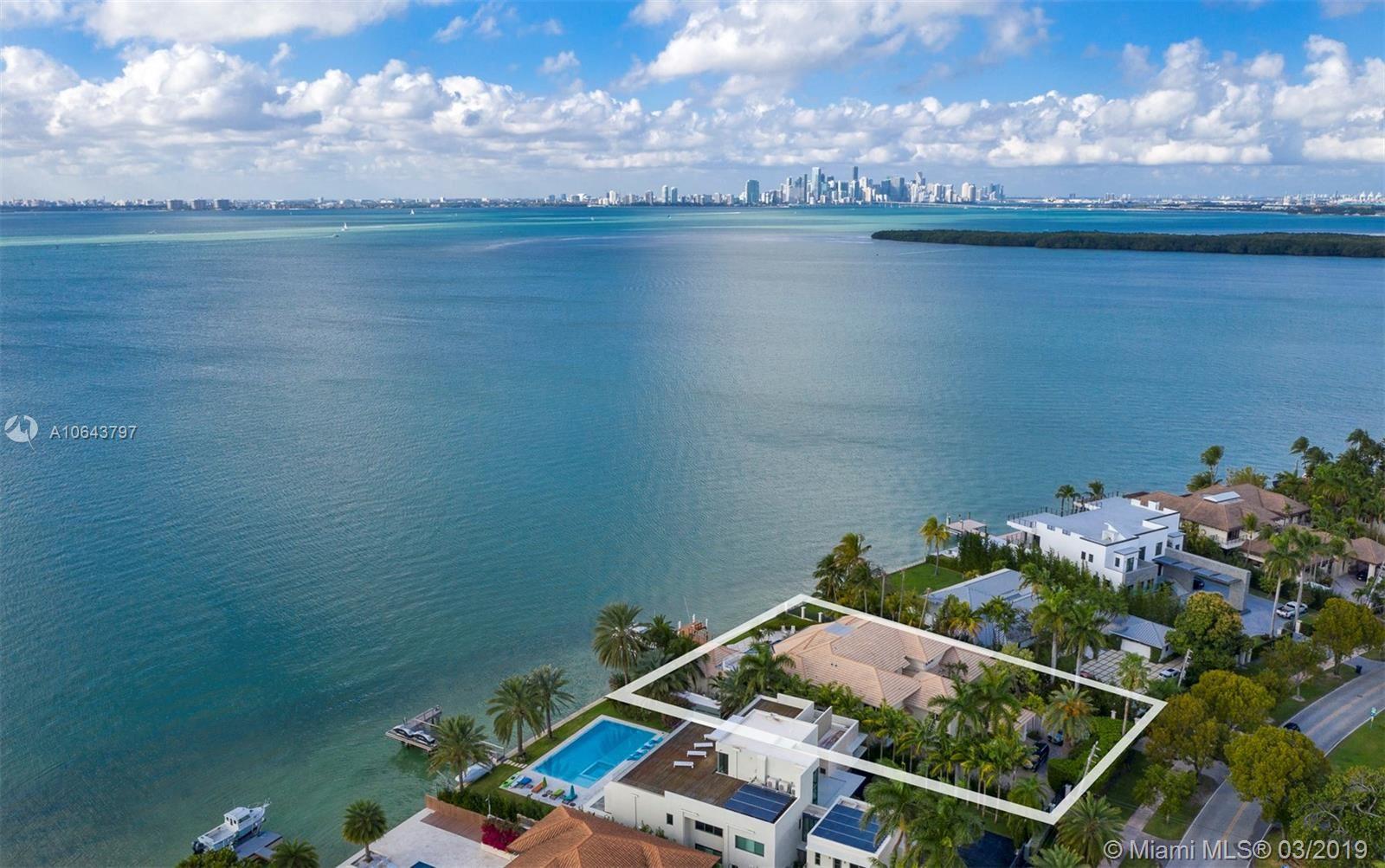 Key Biscayne                                                                      , FL - $18,000,000