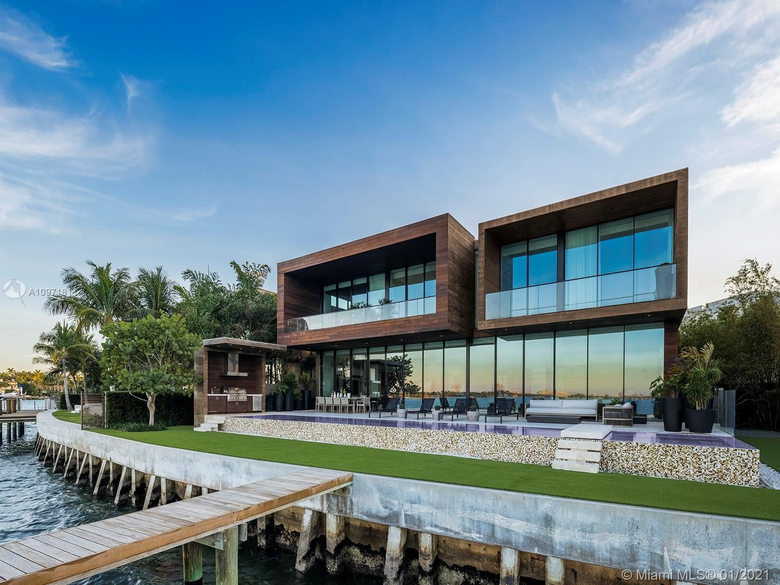 Miami Beach                                                                      , FL - $21,000,000