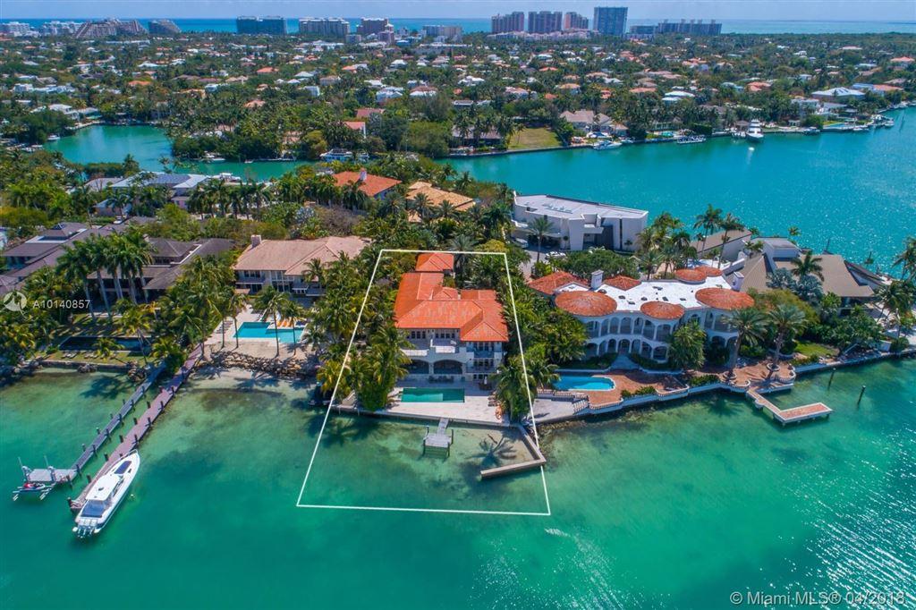 Key Biscayne                                                                      , FL - $12,990,000
