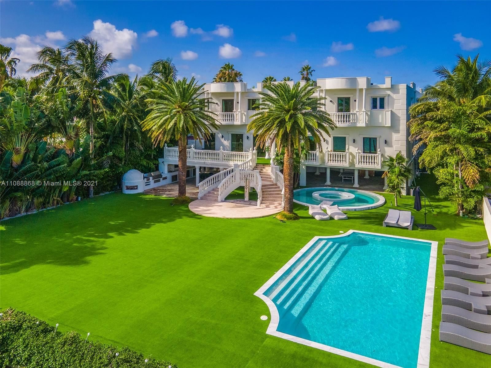 Miami Beach                                                                      , FL - $33,900,000