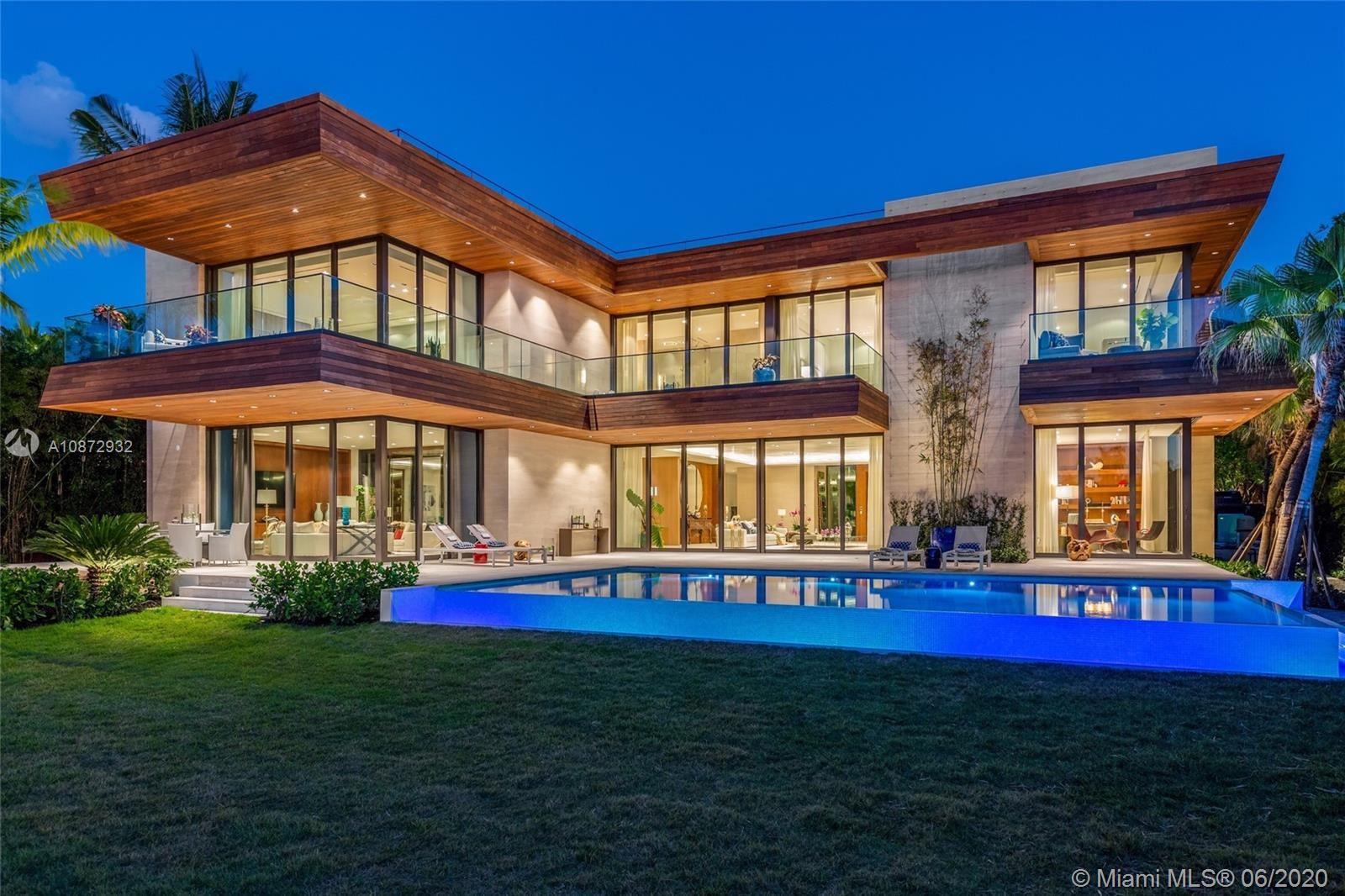 Miami Beach                                                                      , FL - $23,500,000