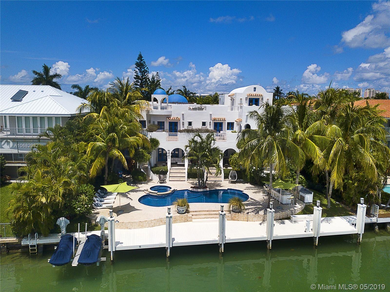Key Biscayne                                                                      , FL - $11,850,000