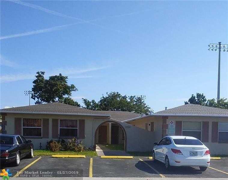 3990 NW 30 TERRACE UNIT 1, Lauderdale Lakes, FL, 33309,  Home For Sale