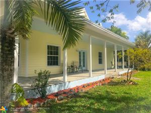 14499 SUNSET LN, Southwest Ranches, FL, 33330,  Home For Sale