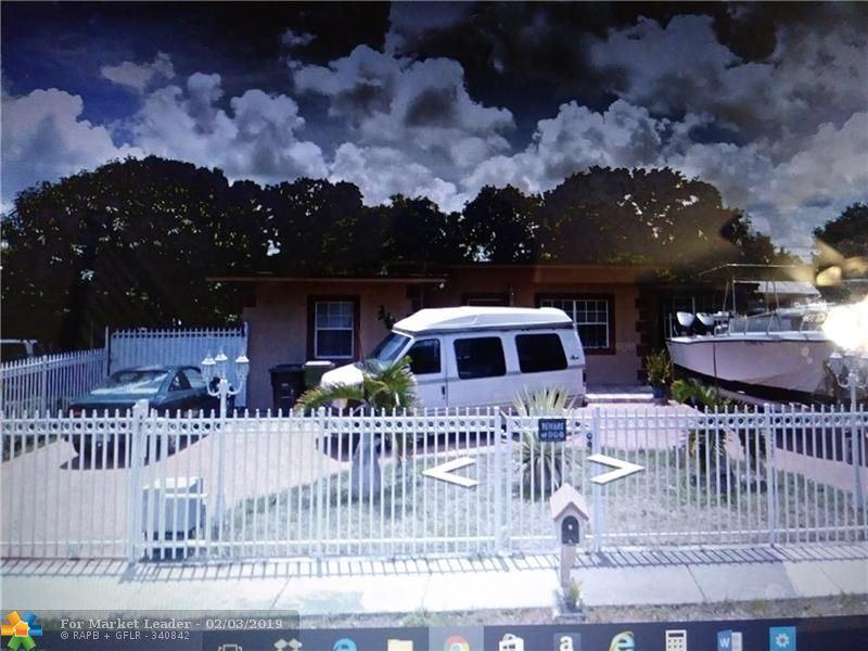 1065 126th St, North Miami, FL, 33168,  Home For Sale