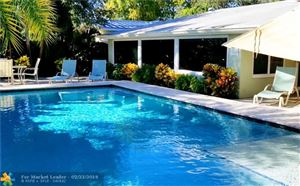 500 28th Dr, Wilton Manors, FL, 33334,  Home For Sale